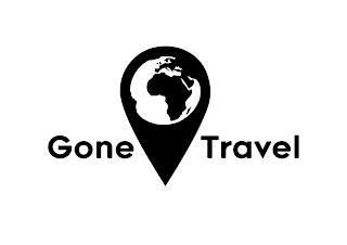 GONE TRAVEL trademark