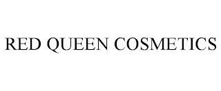 RED QUEEN COSMETICS trademark