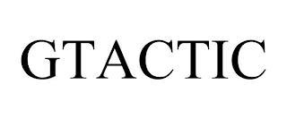 GTACTIC trademark