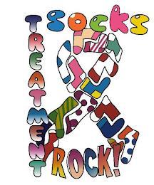 TREATMENT SOCKS ROCK! trademark