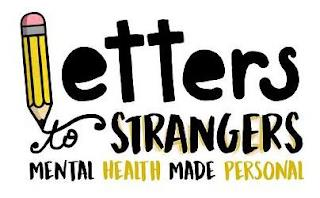 LETTERS TO STRANGERS MENTAL HEALTH MADEPERSONAL trademark