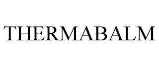 THERMABALM trademark