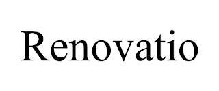 RENOVATIO trademark