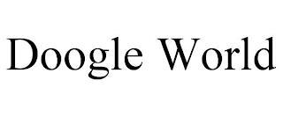 DOOGLE WORLD trademark