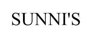 SUNNIES trademark