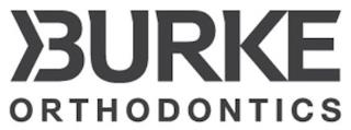 BURKE ORTHODONTICS trademark
