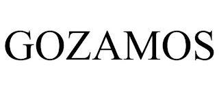 GOZAMOS trademark
