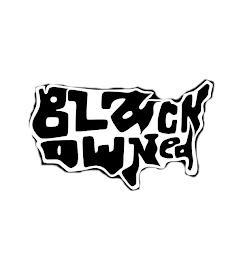 BLACK OWNED trademark