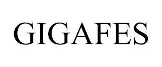 GIGAFES trademark