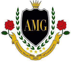 AMG AMBITIOUS MINDS OF GREATNESS 2012 trademark