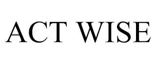 ACT WISE trademark