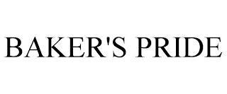 BAKER'S PRIDE trademark