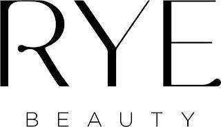 RYE BEAUTY trademark