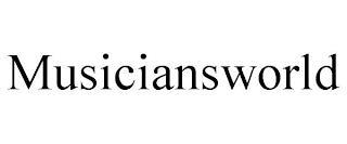 MUSICIANSWORLD trademark