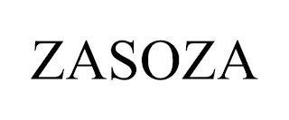 ZASOZA trademark