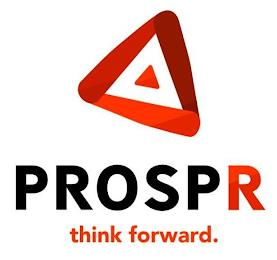 PROSPR THINK FORWARD. trademark