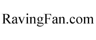 RAVINGFAN.COM trademark