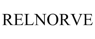 RELNORVE trademark