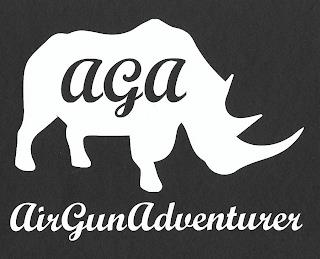 A G A AIR GUN ADVENTURER trademark