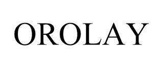 OROLAY trademark