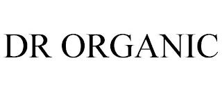 DR ORGANIC trademark