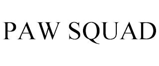 PAW SQUAD trademark