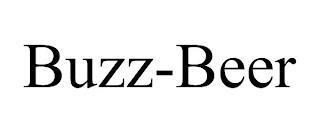 BUZZ-BEER trademark