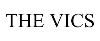 THE VICS trademark