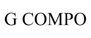 G COMPO trademark