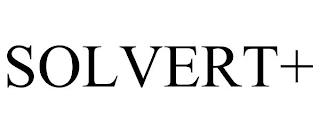 SOLVERT+ trademark