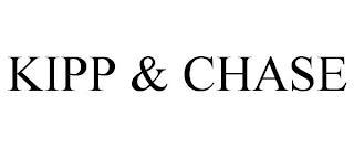 KIPP & CHASE trademark