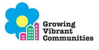 GROWING VIBRANT COMMUNITIES trademark