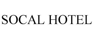 SOCAL HOTEL trademark