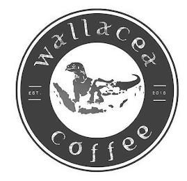 WALLACEA COFFEE EST. 2018 trademark