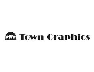 TOWN GRAPHICS trademark