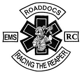 ROADDOCS AND RACING THE REAPER AND EMS AND RC trademark