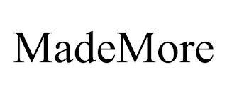 MADEMORE trademark
