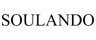 SOULANDO trademark