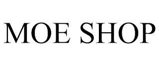 MOE SHOP trademark