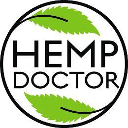 HEMP DOCTOR trademark