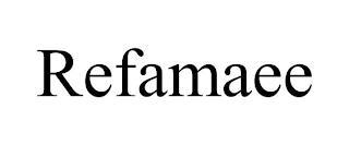 REFAMAEE trademark