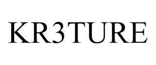 KR3TURE trademark