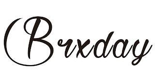 BRXDAY trademark