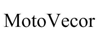 MOTOVECOR trademark