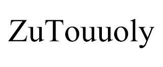 ZUTOUUOLY trademark