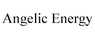 ANGELIC ENERGY trademark