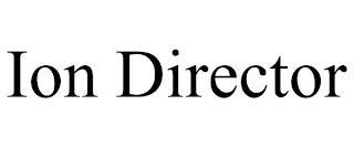 ION DIRECTOR trademark