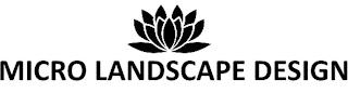 MICRO LANDSCAPE DESIGN trademark