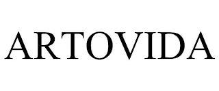 ARTOVIDA trademark