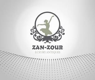 ZAN-ZOUR LUXURY ANTIQUES trademark